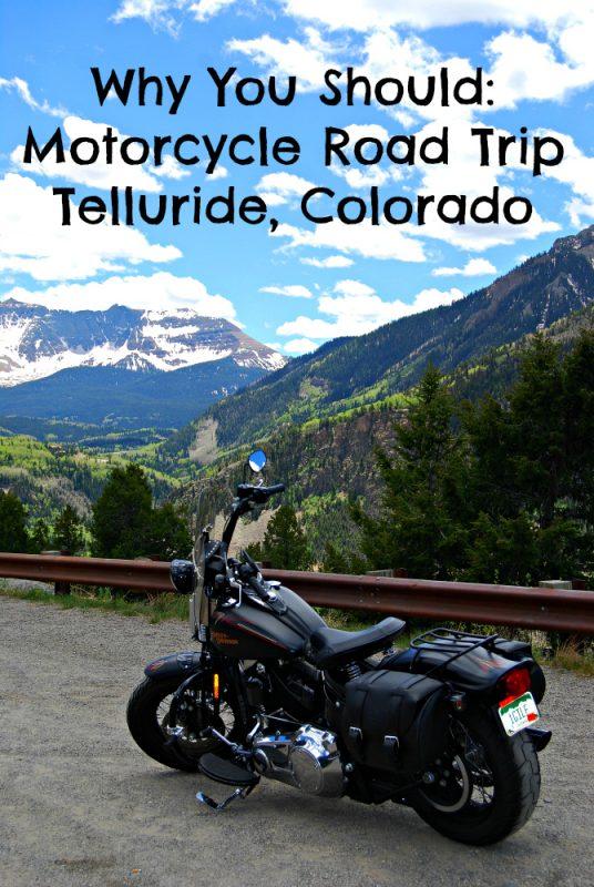Best Motorcycle Traveling Texas