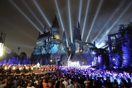 Wizarding World of Harry Potter Photo: Courtesy of Universal Orlando Resort
