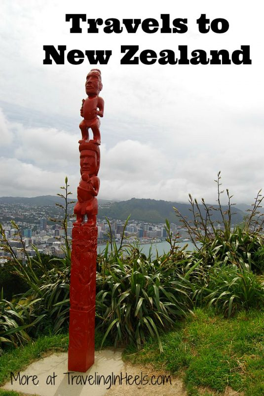 Travels to New Zealand