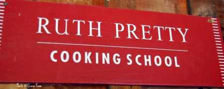 Ruth Pretty Cooking School, near Wellington, New Zealand