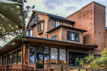 CO Diamond Resorts HISTORIC CRAGS LODGE Estes Park O