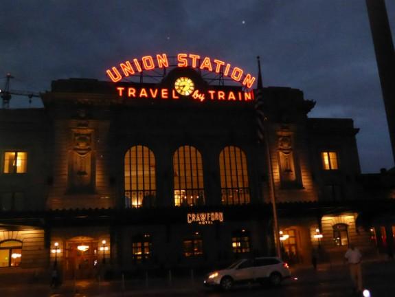 Crawford hotel Union Station Denver