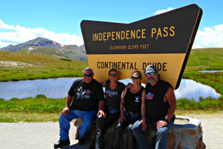 Motorcycle Road Trip Colorado IndependencePass