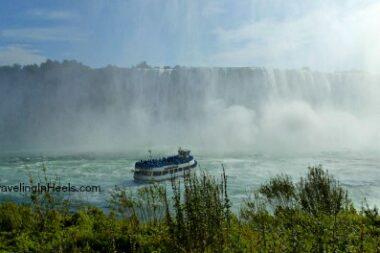 Niagara Falls Hornrnblower Cruises