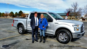Ford F150 Drive Calvin Ford