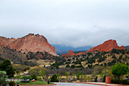 garden of Gods Colorado Springs