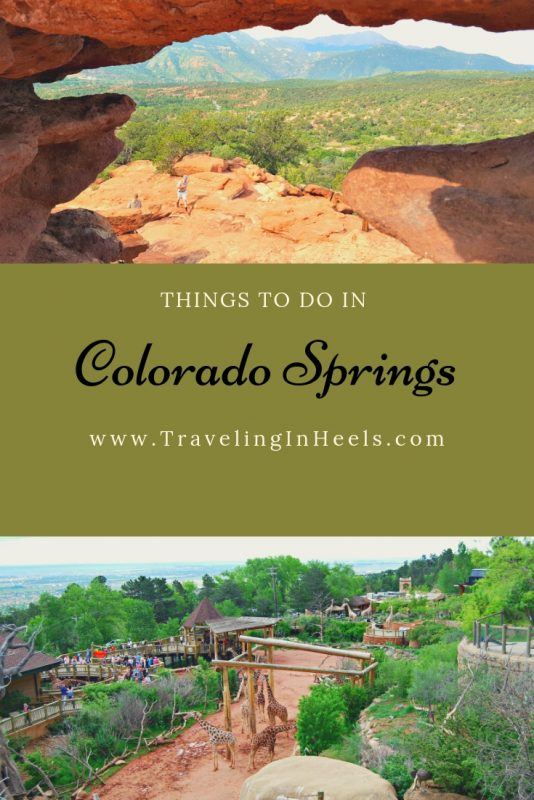 Things to do in Colorado Springs with Kids #thingstodoinColoradoSprings #ColoradoSpringswithkids