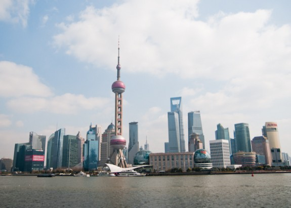 Travel Bucket List: Countdown to China, Shanghai - Pudong Photo: Mandarin Journeys