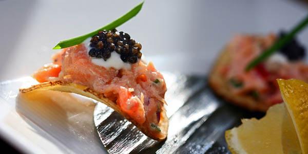Caviar, photo courtesy of Corridor 44