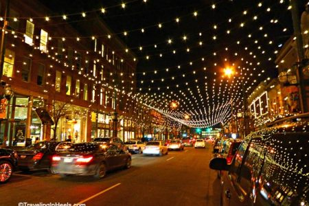 Larimer Square Night
