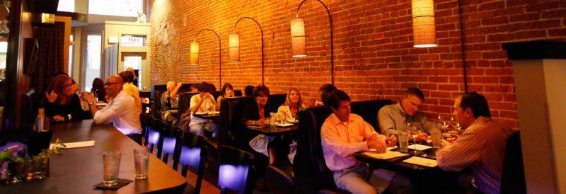 TAG Continental Social Food, Larimer Square