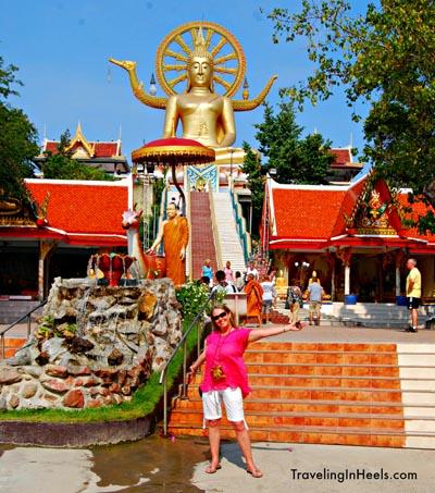 The Big Buddha, Ko Samui, Thailand