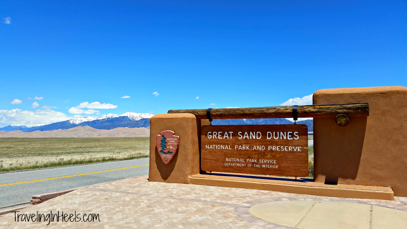Tips for visiting the Great Sand Dunes National Park, Colorado