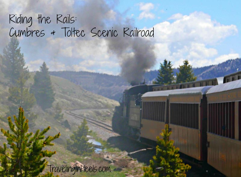 Riding Rails CumbresToltecRR