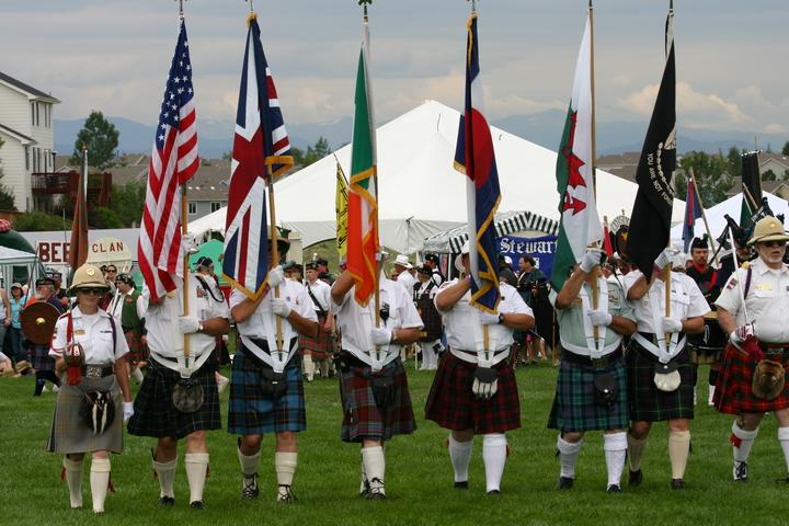 Colorado Scottish Festival in Snowmass Village, Colorado