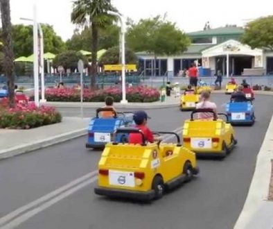 Legoland California Driving School