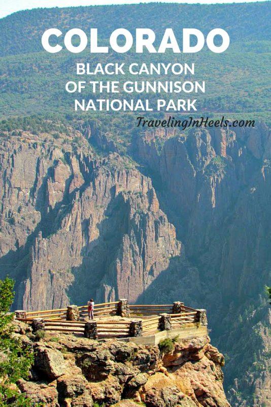 Explore the Black Canyon of the Gunnison in Colorado