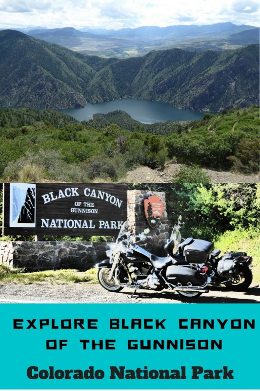 Explore Black Canyon of the Gunnison, 1 of 4 Colorado National Parks