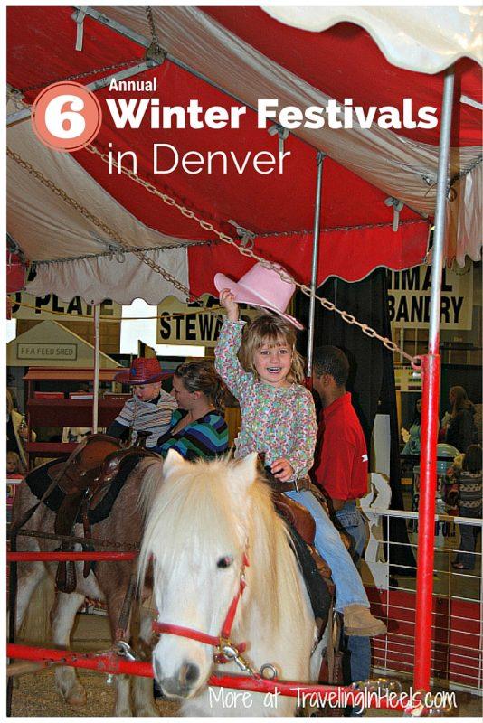 6 Annual Winter Festivals in Denver