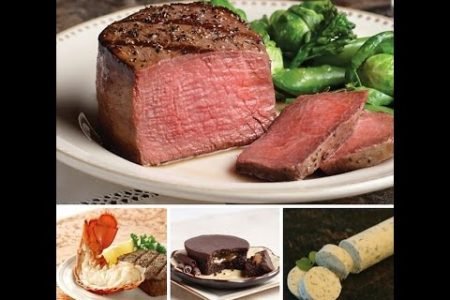 Omaha Steaks: Gift For You; Gift for Them