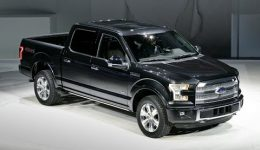 Test Drive the All New 2015 Ford F-150