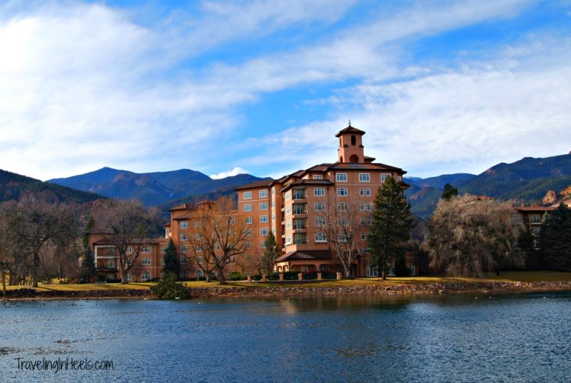 Romantic Travel at The Broadmoor, Colorado Springs
