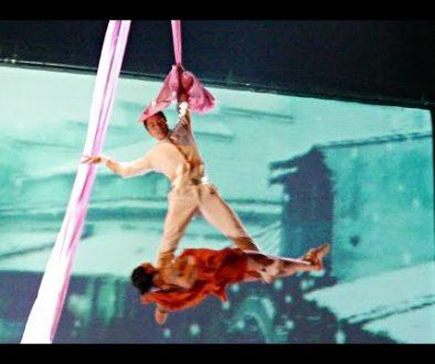 Shanghai Acrobats Show #4KPhoto Panasonic DMC-LX100