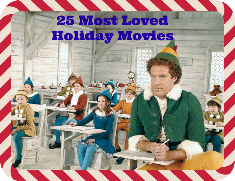 The 25 Most Loved Christmas Movies