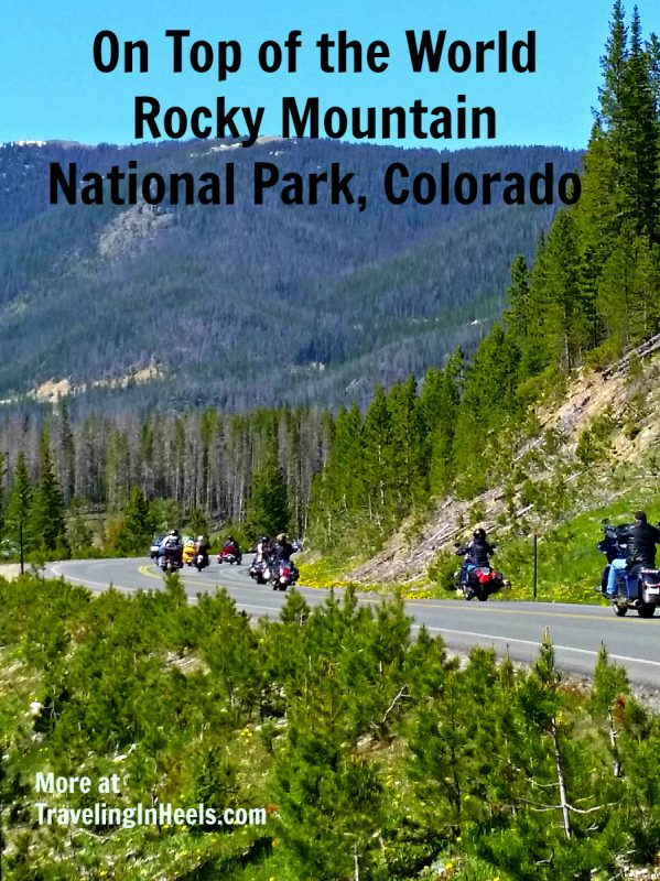 West entrance to Rocky Mountain National Park