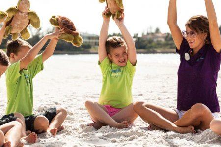 Children's Beach Walk & Turtle Talk