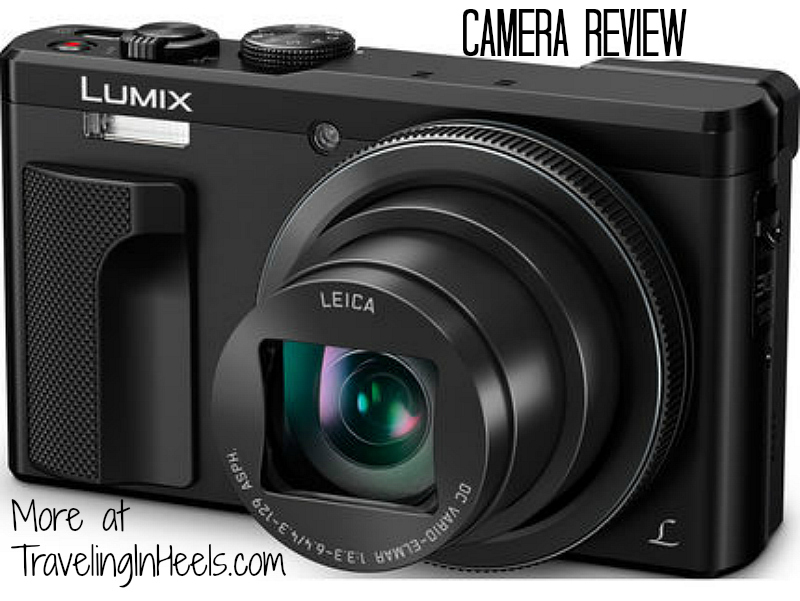 User Friendly Camera Panasonic Lumix DMC-ZS60