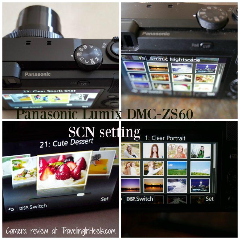 Panasonic Lumix DMC-ZS60 SCN