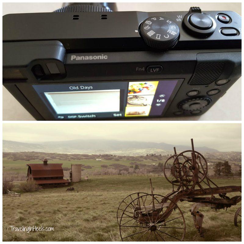 Old Days Creative setting, taken with Panasonic Lumix DMC-ZS60