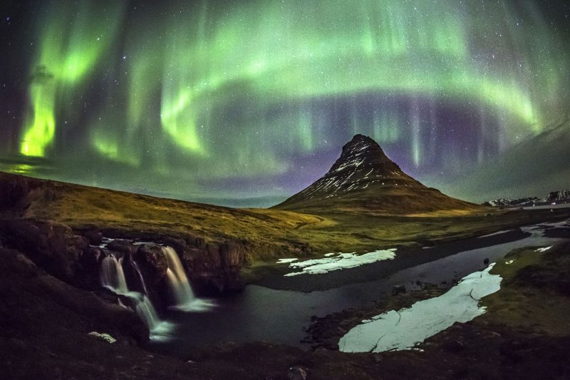 Visit incredible waterfalls, lakes, mountains and experience stories of trolls and elves -- only in Iceland.