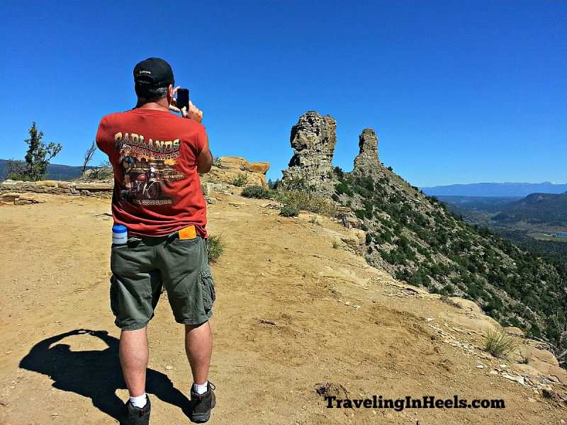 Experience culture, history and an invigorating hike with a guided tour at Chimney Rocky National Monument, Pagosa Springs, Colorado