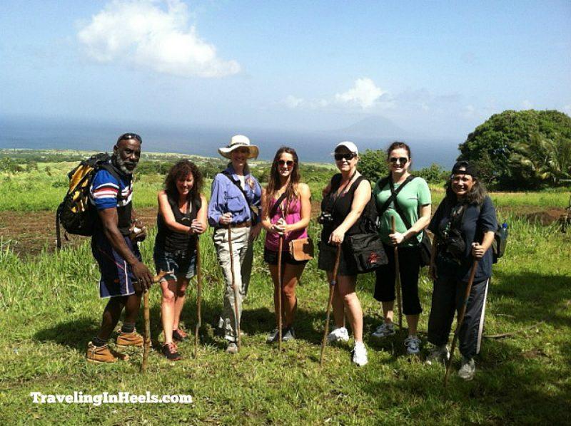 St Kitts Volcano Hike