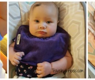 Review of Silly Billyz bibs and washcloth