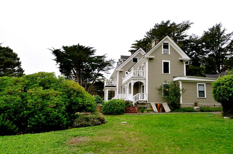 Make your next International B&B a Farm Stay at the Glendeven Inn Mendocino, Little River, California