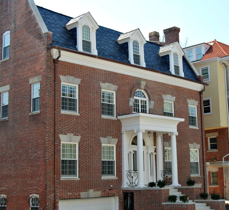 An Urban B&B escape to the Embassy Circle Guest House, Washington, DC