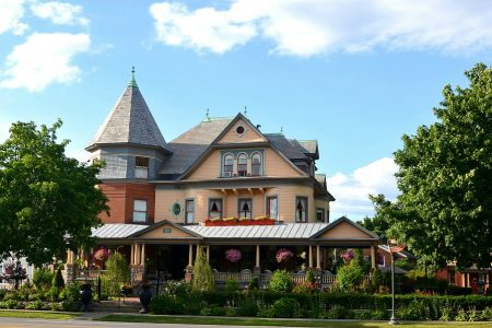 Victorian B&B: Union Gables, Saratoga Springs, NY