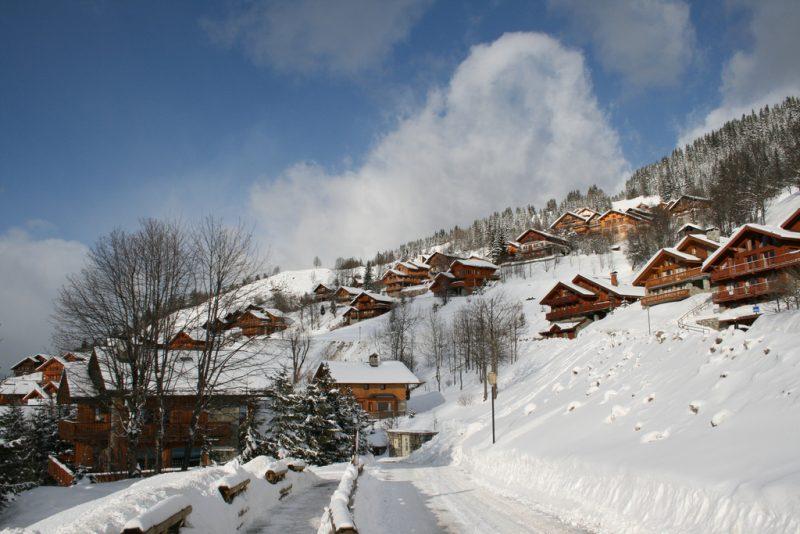 Perfect weekend Meribel ski, Rhone-Alpes, France Photo credit: Matt Squirrell/flickr