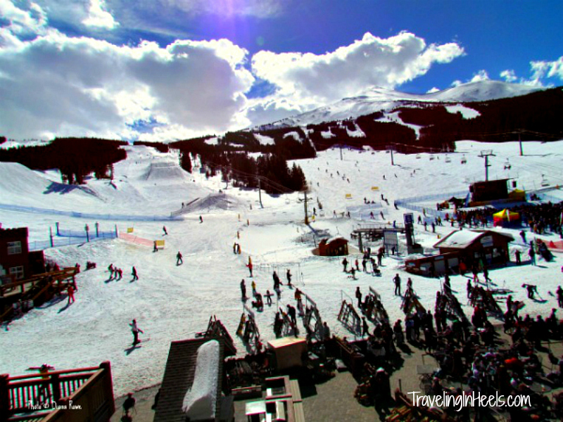 Colorado lodging deals on Cyber Monday include at the Breckenrdige Ski Resort.