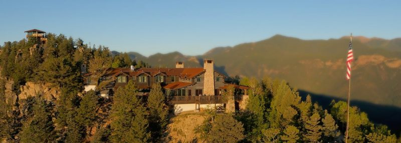 On my family travel bucket list, Broadmoor Wilderness Experience. Photo Credit: The Broadmoor