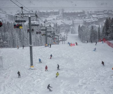 On the I-70 Corridor, Copper Mountain is a Denver local favorite and one of several Colorado Ski Resorts offering Black Friday Cyber Monday travel deals this season