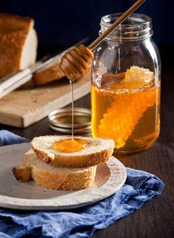Holiday Hosting Hacks with Honey + 10-Minute Recipes. Photo Courtesy: National Honey Board