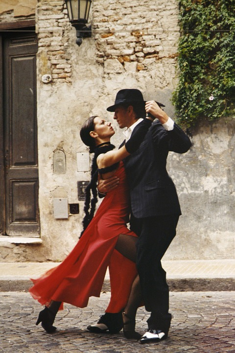 Dance the Tango! 1 of 10 things to do in Buenos Aires, Argentina