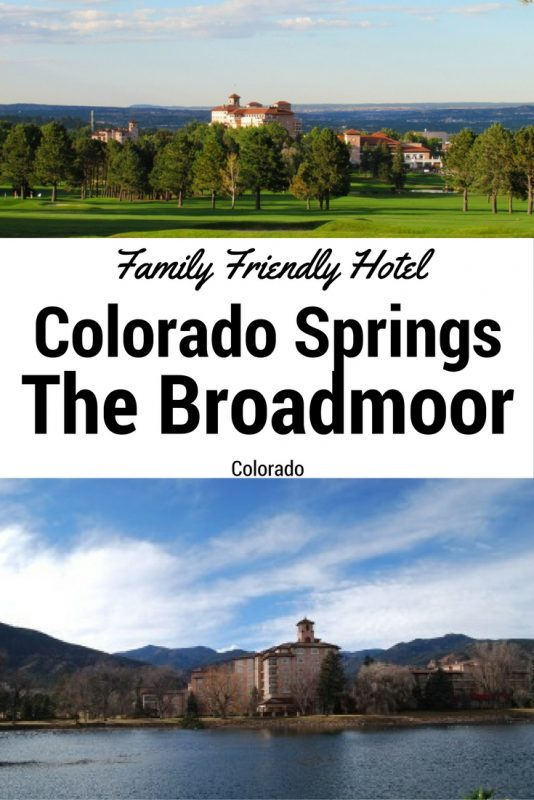 Looking for family friendly hotels in Colorado? The Broadmoor, historic, luxury and ready for your family.