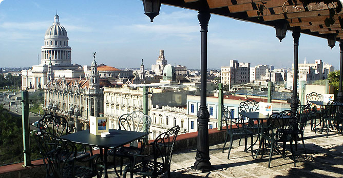 Where to stay in Cuba: Hotel Parque Central Havana