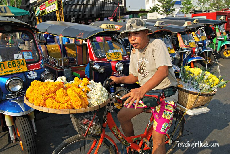 The colorful and bustling city of Bangkok, Thailand, is a favorite destination amongst senior travelers.