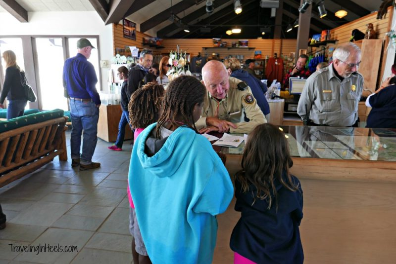 Attend a ranger-led program at Rocky Mountain National Park, including one at the Alpine Visitor's Center.